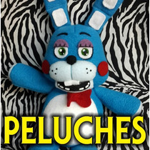 Peluches Five Nights At Freddys Muñecos Plush