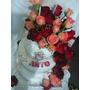 Torta Bodas /15años.. 50 Rosas Precio X Kg.