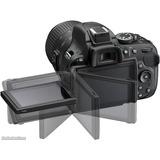 Nikon D5200 Kit 18-55 Fullhd 1080p 24.1mpx Fact A Y B