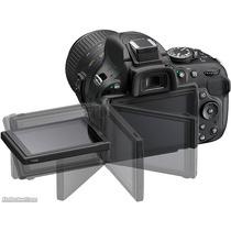 Nikon D5200 Kit Lente 18-55 Fullhd 1080p 24.1mpx 5cps