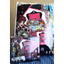 Acolchados Infantiles + Sabanas Piñata Monster High Original