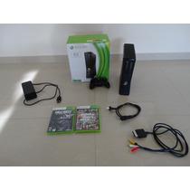 Xbox 360 4gb Original Con Dos Juegos
