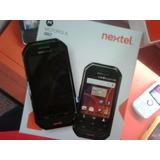 Celular Nextel I867 Black Nuevo En Caja Sin Uso Red Social