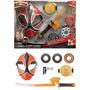 Power Rangers Samurai Ranger Espada Y Mascara Original
