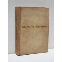 Libro Geografía Económica Jones Darkenwald Tapa Dura