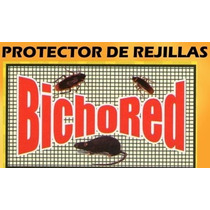 Bichored Bicho Red Rejillas Autoadhesivo 9x9 Ideal Cucaracha