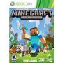 Juego Original Microsoft Xbox 360 Minecraft Sellado Nuevo