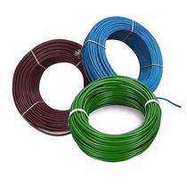 Cable Unipolar 6mm Combo X 3 Rollos De 100 Mts C/u Normaliza
