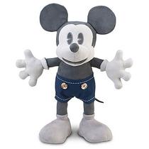 Mickey O Minnie Aniversario!!! Disney Store Peluches 46 Cm!