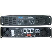 Amplificador De Potencia De 270w Dos Canales Moon 4 Y 8 Ohms
