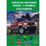 Manual Servicio De Motores Y Bombas Diesel - Utilitarios Ii