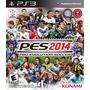 Pes 2014 - Nuevo - Ps3 - Gameplay