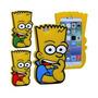 Funda Silicona 3d Bart Simpson Samsung Galaxy Fame S6810