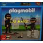 Playmobil Policias Bombero 9518