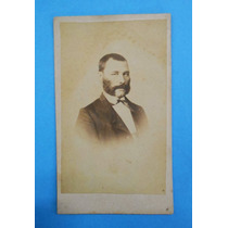 Fotografia Antigua Carte De Visite Argentina Circa 1870