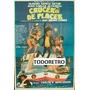 Afiche Crucero De Placer Con Claudio García Satur 1980