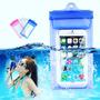 Funda Sumergible Tipo Aquapac Ideal Para El Agua Y La Arena