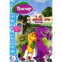 Barney 9 - A Dar La Vuelta Con Barney - Dvd Original Nuevo