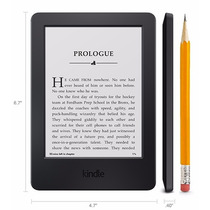 Amazon Kindle Ebook 7gen Nuevo Modelo 4gb Pan Tactil 6