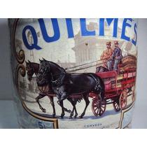 Barril Cerveza Quilmes Litografiado Edicion Limitada 1992.