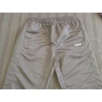 Pantalon Reebok Polyester Importado Oriente Talles L Y Xl