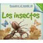 Libro Descubre El Mundo De Los Insectos / Zona Devoto