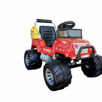 Jeep Electrico Rodacross Explorator Equipado 3 A 7 Años 12v