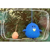 Pajaritos Tejidos A Crochet, Souvenir