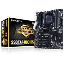 Motherboard Gigabyte Am3+ Ga-990fxa-ud3-r5 Atx Box