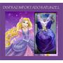 Disfraz Rapunzel Vestido Enredados Princesa Importado Regalo