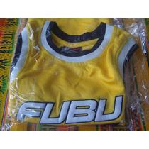 Musculosa-fubu-05-athletics-1992-en Muy Buen Estado-¡mirala!