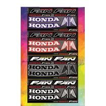 Calcos Honda Fan 125 - Casa Sandin