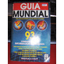 Almanaque Guía Mundial 93 Editorial Abril Cinco Colombia