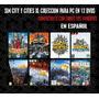 Sim City Y Cities Xl Y Xll Coleccion En Español Pc (12 Dvds)