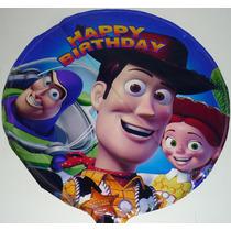 Globos Metalizados Toy Story Mickey Y Sus Amigos Cars Kitty