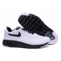 Nike Air Max 87 Ultra Moire Galaxy White Black Para Mujer