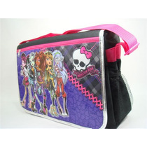 Monster High Bolso Escolar Morral Mochila Originales