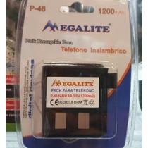 Bateria P46 Para Handy Motorola 3.6v 1200 Mah 3 Aa Local