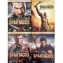 Spartacus - Serie Completa (4 Temporadas) En Dvd