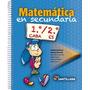 Matematica En Secundaria 1 / 2 - Ed. Santillana