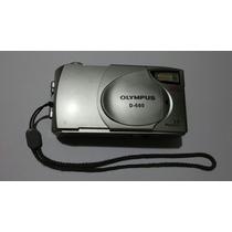 Cámara Digital Compacta Olympus D680 Rosario
