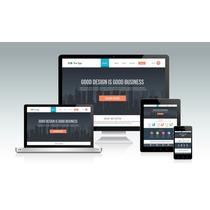 Diseños Desarrollo De Paginas Web Y Redes