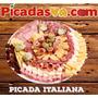 Picada Italiana Artesanal Comen 6 Pican 8 Delivery S/c
