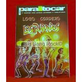 Cancionero Patricio Rey Lobo Cordero ( Eshop Big Bang Rock )