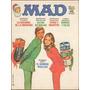 Revista Mad Argentina Nº7 Nro.censurado Articulo Altar Ego!!