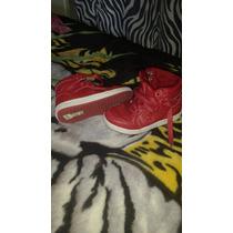 Zapatillas Qix Rojas Hermosas