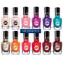 15 Sally Hansen Miracle Gel Sin Cabina + 5 Top Gel Invictus