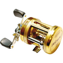 Reel Rotativo Spinit Rc Gold Six 6 Rulemanes