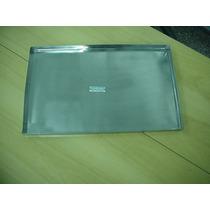 Bandeja Placa Exhibidora Acer Inox De 47x47x2cm D Panaderia