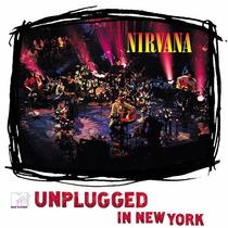 Nirvana Unplugged In New York Vinilo Importado 180g Nuevo